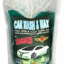 TR3MAXS LIQUID DETERGENT CAR WASH & WAX